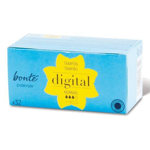 BONTÉ Tampão Digital Normal 32 un