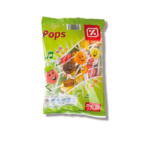 DIA Chupa-Chupa Pops  150 g