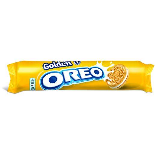 OREO Bolachas Golden 154 g
