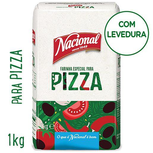 NACIONAL Farinha especial para Pizza 1 kg