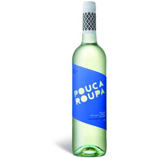 POUCA ROUPA Vinho Branco Regional Alentejano 750 ml