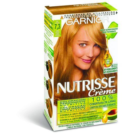 NUTRISSE Coloração Para Cabelo Nº7.3 Louro Dourado 1 Un