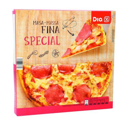 DIA Pizza Especial 360 g