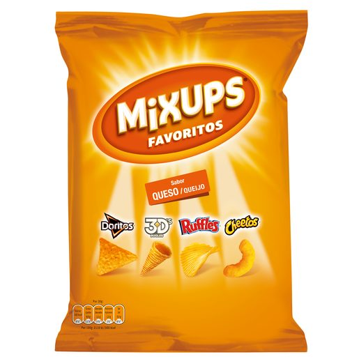 MIXUPS Aperitivos Favoritos 140 g