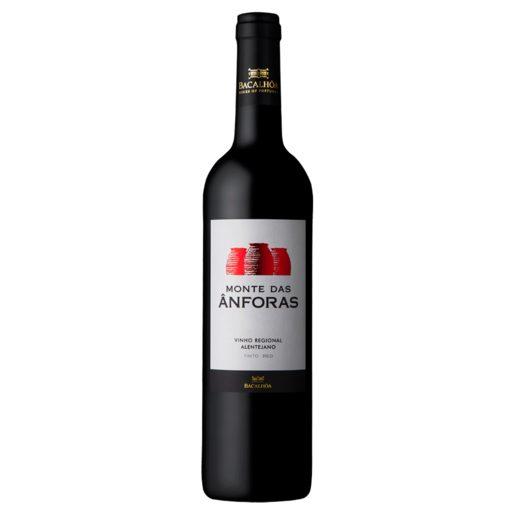 MONTE DAS ÂNFORAS Vinho Tinto Regional Alentejano 750 ml