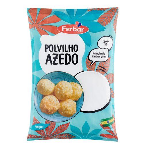 FERBAR Polvilho Azedo 500 g