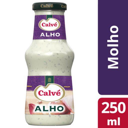 CALVÉ Molho de Alho 259 g