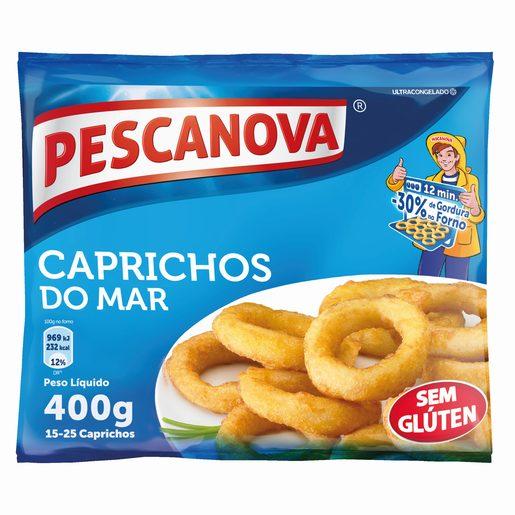 PESCANOVA Caprichos Do Mar sem Glúten 400 g