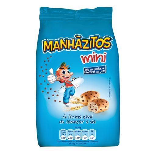 MANHÃZITOS Mini 84 g