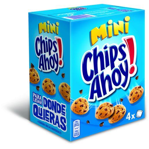 CHIPS AHOY! Bolachas Mini 160 g