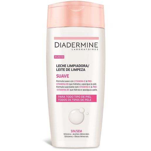 DIADERMINE Leite Limpeza 200 ml