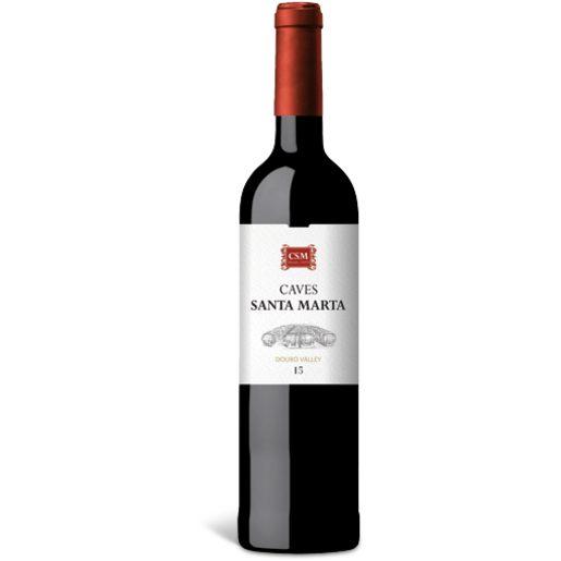 CAVES SANTA MARTA Vinho Tinto Doc Douro 750 ml