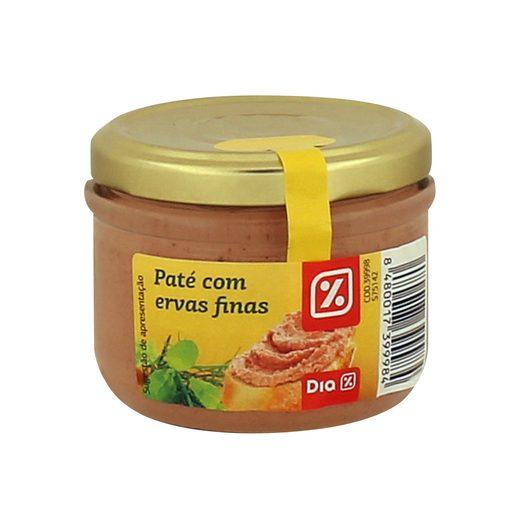 DIA Paté Ervas 125 g