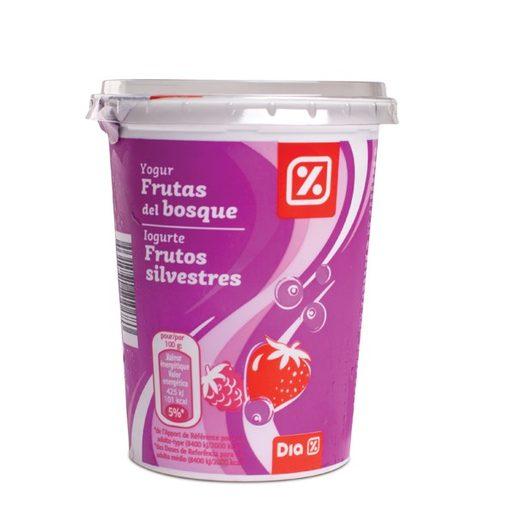 DIA Iogurte Frutos Silvestres 500 g