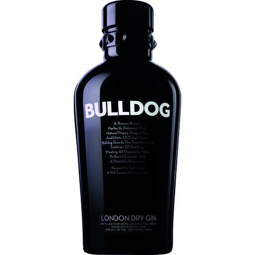 BULLDOG Gin London Dry 700 ml