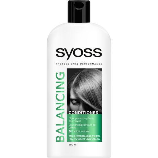 SYOSS Condicionador Balancing  500 ml