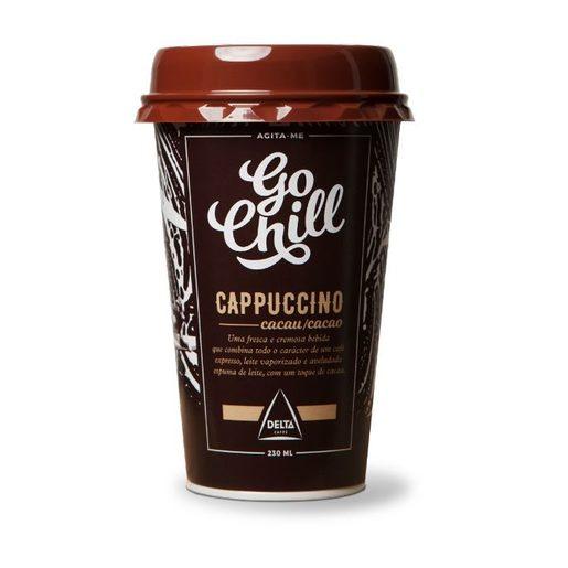 GO CHILL Cappuccino 230 ml