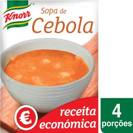 KNORR Sopa de Cebola Receita Económica 50 g