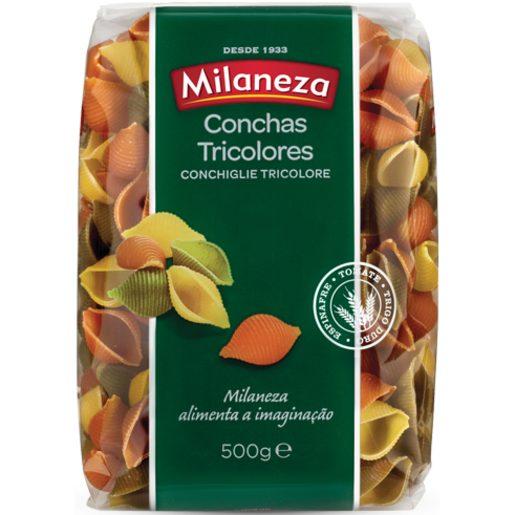 MILANEZA Conchas Tricolores 500 g