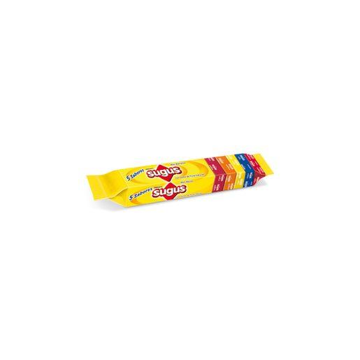 SUGUS Stick Multisabor 45 g