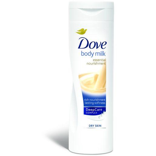 DOVE Loção de Corpo Body Milk 250 ml