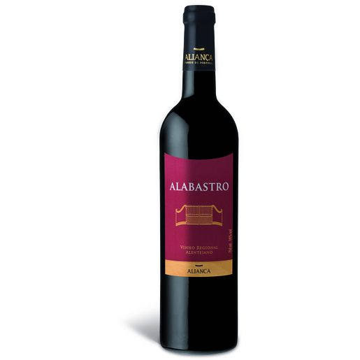 ALABASTRO Vinho Tinto Regional Alentejano 750 ml