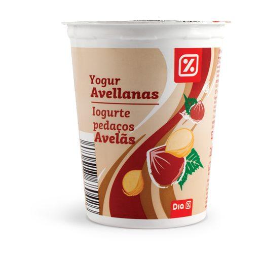 DIA Iogurte com Pedaços Avelã 200 g
