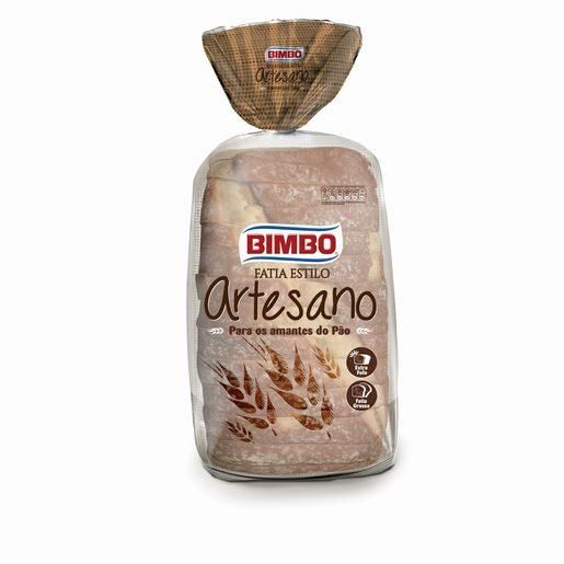 BIMBO Pão De Forma Artesano  550 g