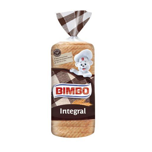 BIMBO Pão De Forma Integral com Codea 480 g