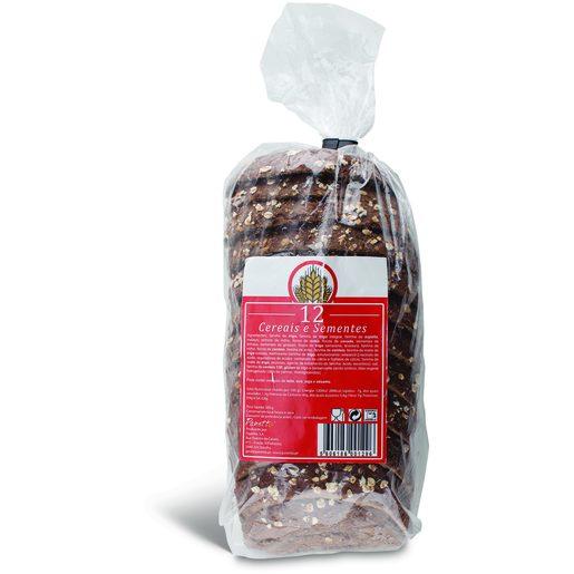 PANETTO Pão de Forma 12 Cereais e Sementes 400 g