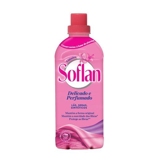SOFLAN Detergente Roupa Delicada 650 ml