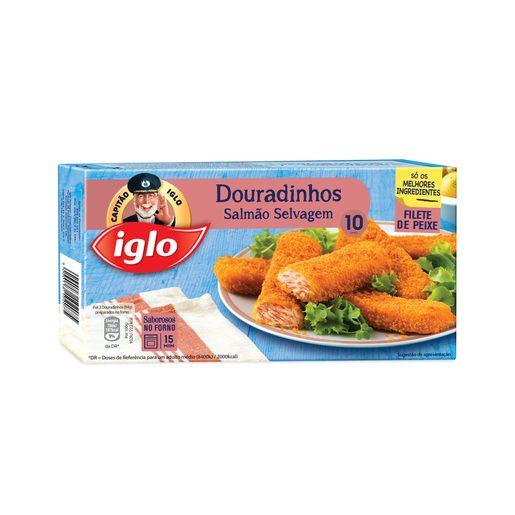 IGLO Barrinhas de Salmão Douradinhos 280 g