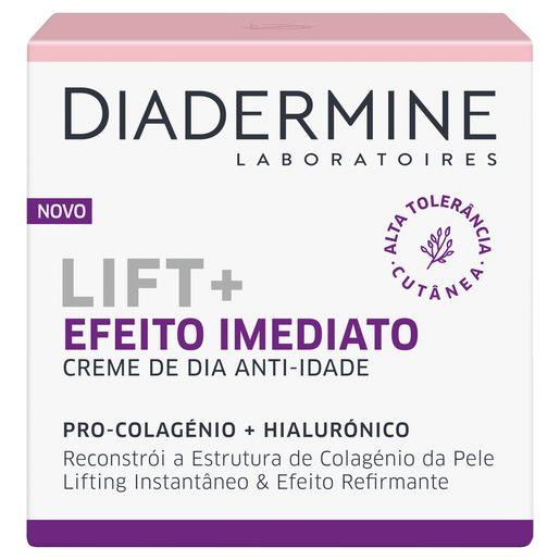 DIADERMINE Creme de Rosto Lift + Efeito Imediato 50 ml