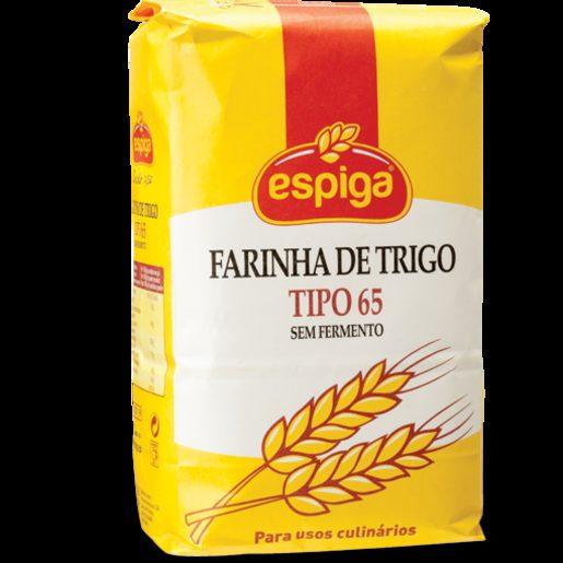 ESPIGA Farinha de Trigo Sem Fermento 1 kg