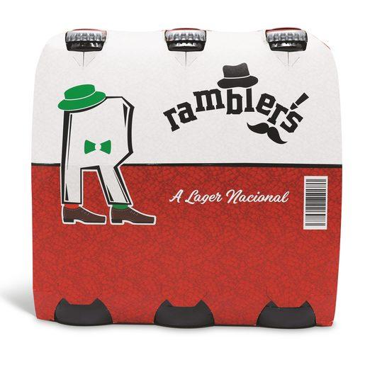 RAMBLERS Cerveja 6x250 ml