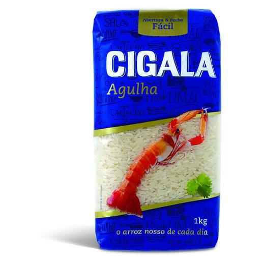 CIGALA Arroz Extra Longo Agulha 1 kg