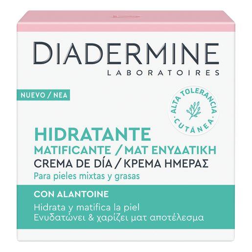 DIADERMINE Creme de Dia Hidratante Peles Normais 50 ml