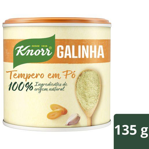 KNORR Tempero Em Pó de Galinha 135 g