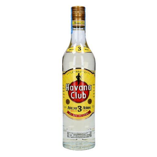 HAVANA CLUB Rum Envelhecido 3 Anos 700 ml