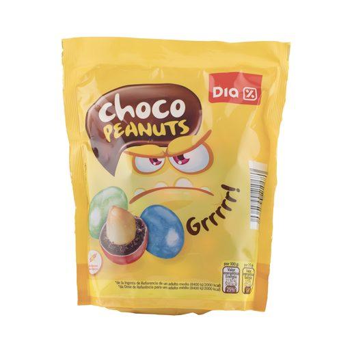 DIA Amendoins Cobertos de Chocolate 250 g