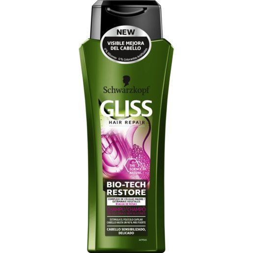 GLISS Champô Bio-Tech Restore  250 ml