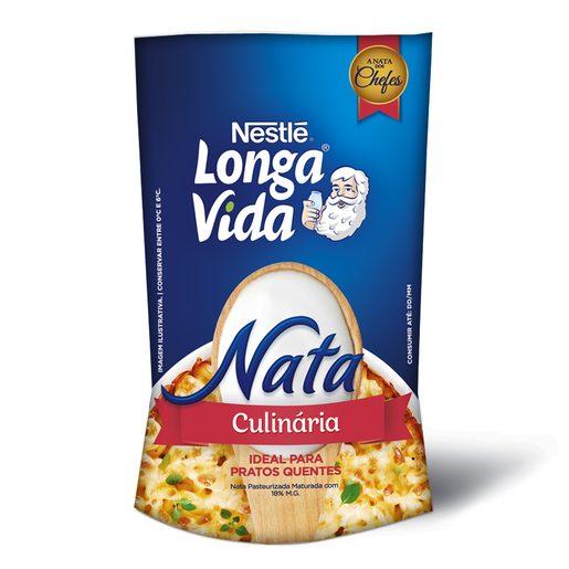 LONGA VIDA Natas Para Culinária 200 ml