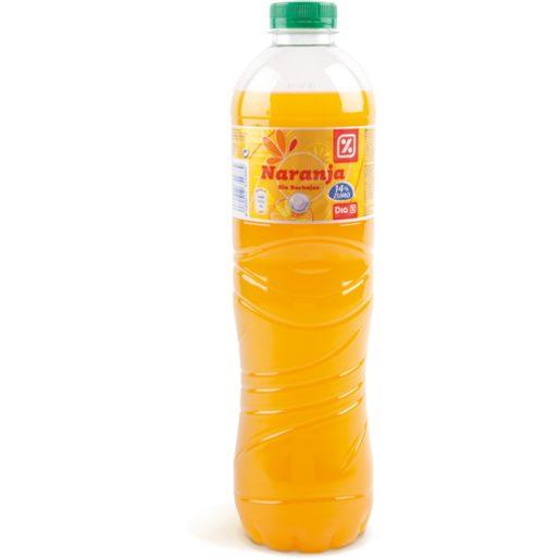 DIA Refrigerante Sem Gás de Laranja 1,5 L