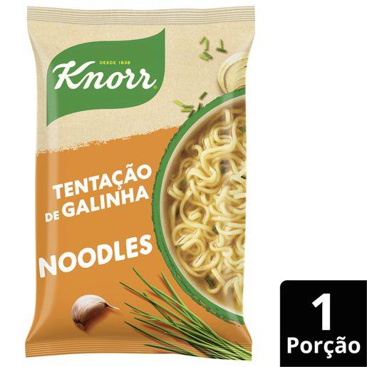 KNORR Massa Noodles de Galinha 61 g