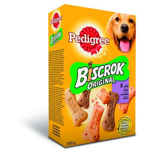 PEDIGREE Snack Para Cão Biscrok 500 g