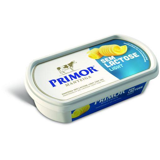 PRIMOR Manteiga Sem Lactose Magra 125 g