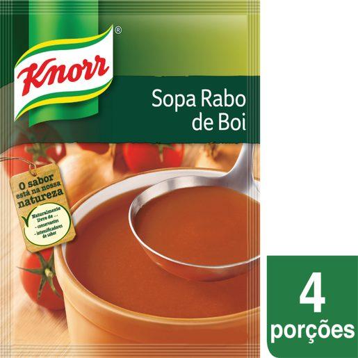 KNORR Sopa de Rabo de Boi 71 g