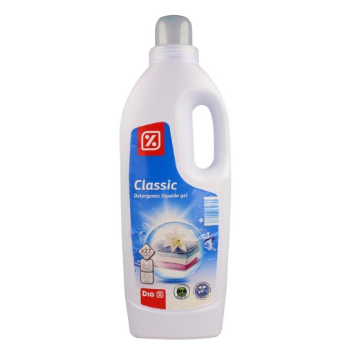DIA Detergente Líquido Para Máquina da Roupa 27 lv