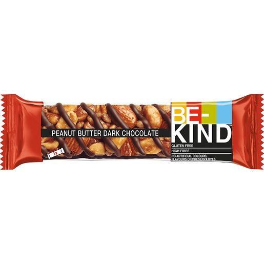 BE-KIND Barra Manteiga de Amendoim e Chocolate Negro 40 g