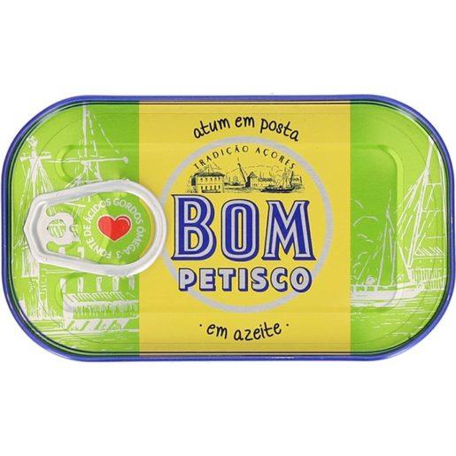 BOM PETISCO Atum Posta em Azeite 120 g